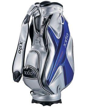 XXIO Limited Edition Caddy Bag - Silver