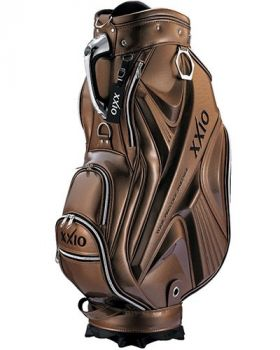 XXIO Limited Edition Caddy Bag - Copper