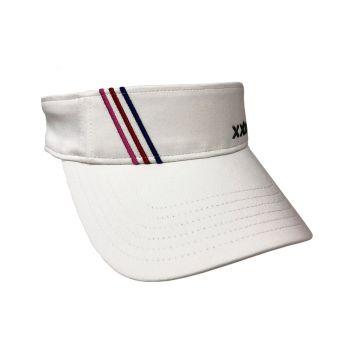 Xxio Ladies Adjustable Golf Visor - White