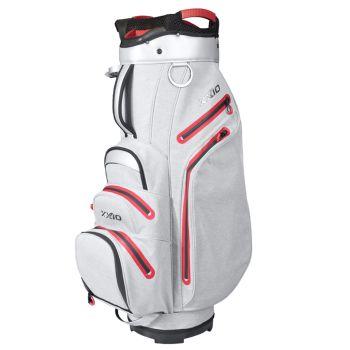 XXIO Premium Cart Bag - Grey/Red