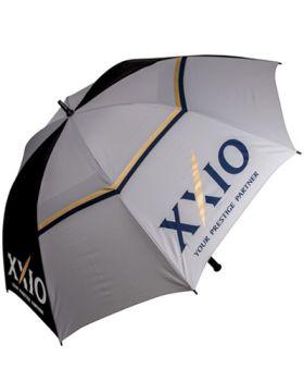 "Xxio Double Canopy 62"" Umbrella - Grey/Black"