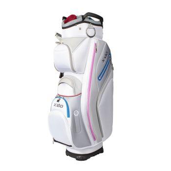XXIO Hybrid Lady Cart Bag - White