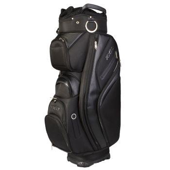 XXIO Hybrid Cart Bag - Black/Grey