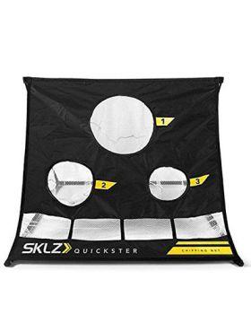 SKLZ QUICKSTER CHIPPING NET (2 1/4 X 2 1/4 ft.)