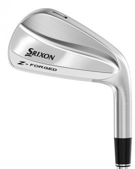 Srixon Z-Forged 4-PW* Irons with Nippon Modus 120 Stiff Flex Shaft