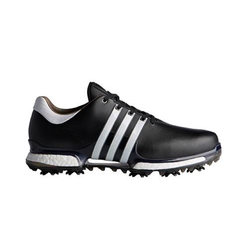 Adidas Tour 360 Boost 2.0 Golf Shoes - Core Black/White