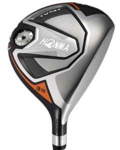 "Honma TW747 5* Fairway Wood with Vizard Stiff Flex 42.25"" Shaft"