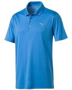 PUMA Rotation Golf Polo - Bleu Azur