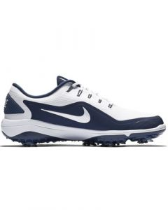 Nike React Vapor 2 Golf Shoes - White/Midnight Navy