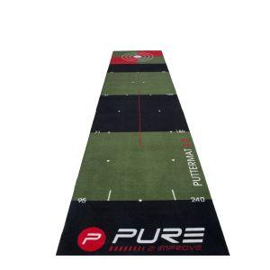 Pure 2 Improve Golf Putting Mat 3 Meters