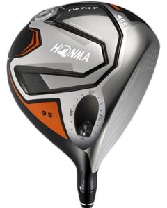 Honma TW747 455 9.5* Driver with Vizard  Panthera Black Regular Flex Shaft