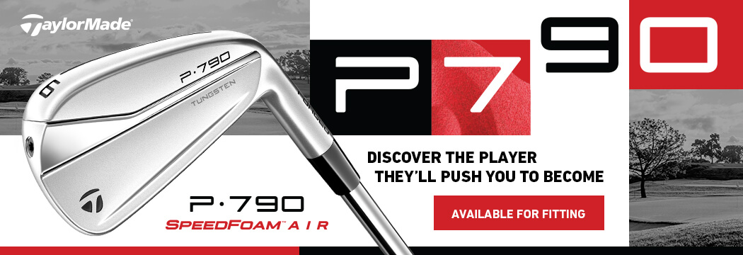 TaylorMade 2021 P790