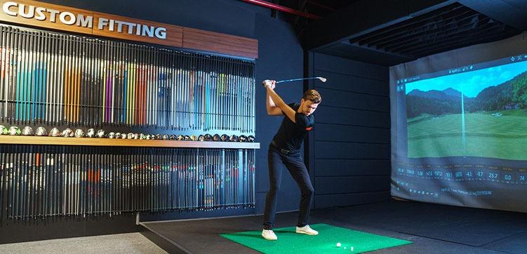 custom golf shop